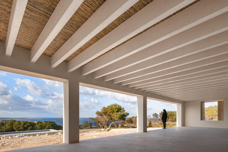 Arquitectura en Menorca: Stone House de Nomo Studio