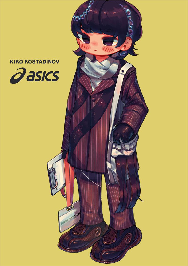 Continúa la historia de ASICS x Kiko Kostadinovv