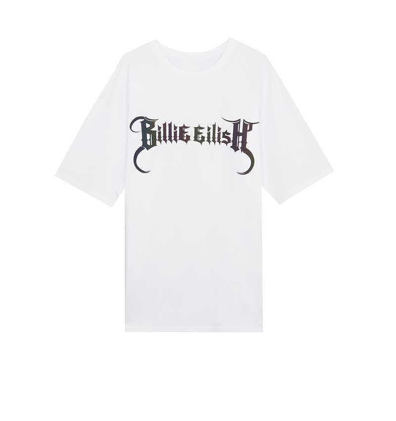 Descubre la colección de Bershka x Billie Eilish