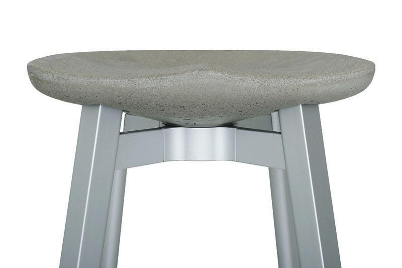 El Eco-hormigón aplicado a mobiliario: Emeco y Nendo