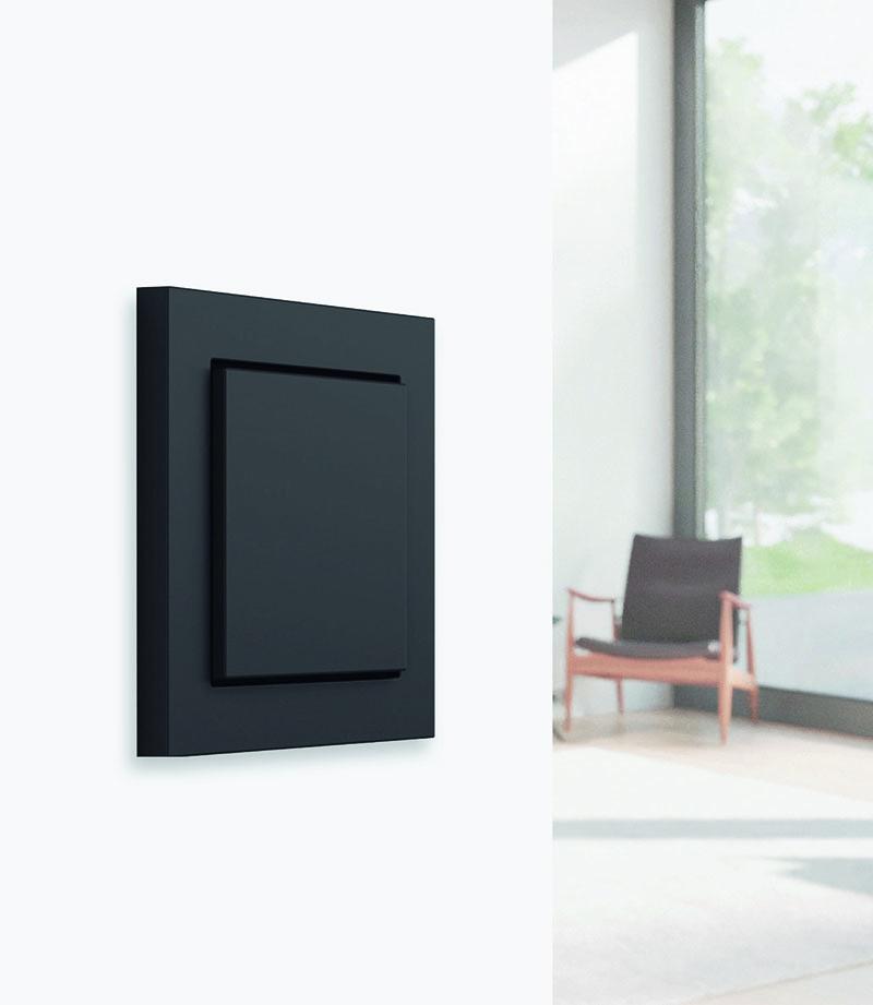 Novedades Gira: interruptores, luminarias y domótica