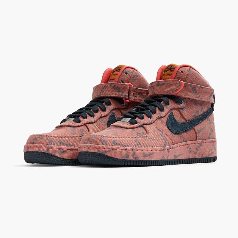 Levi's y Nike, los 2 grandes unidos en unas zapatillas