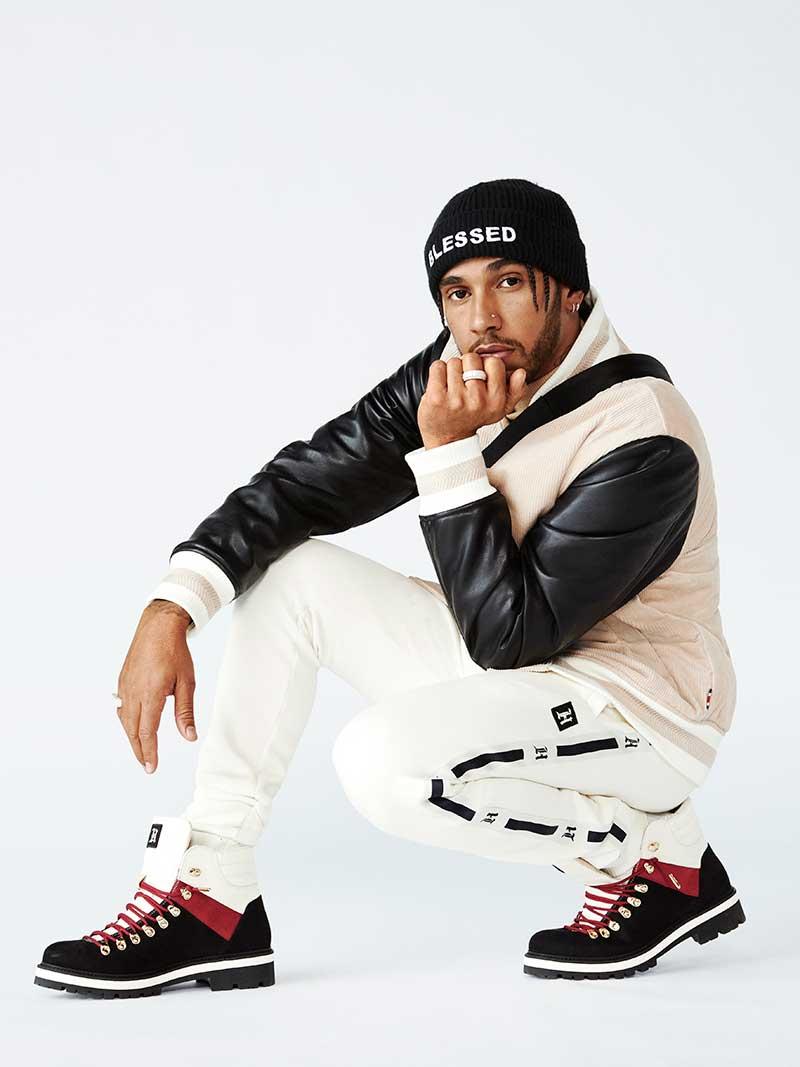 Lewis Hamilton hace carrera en Formula 1, moda y música