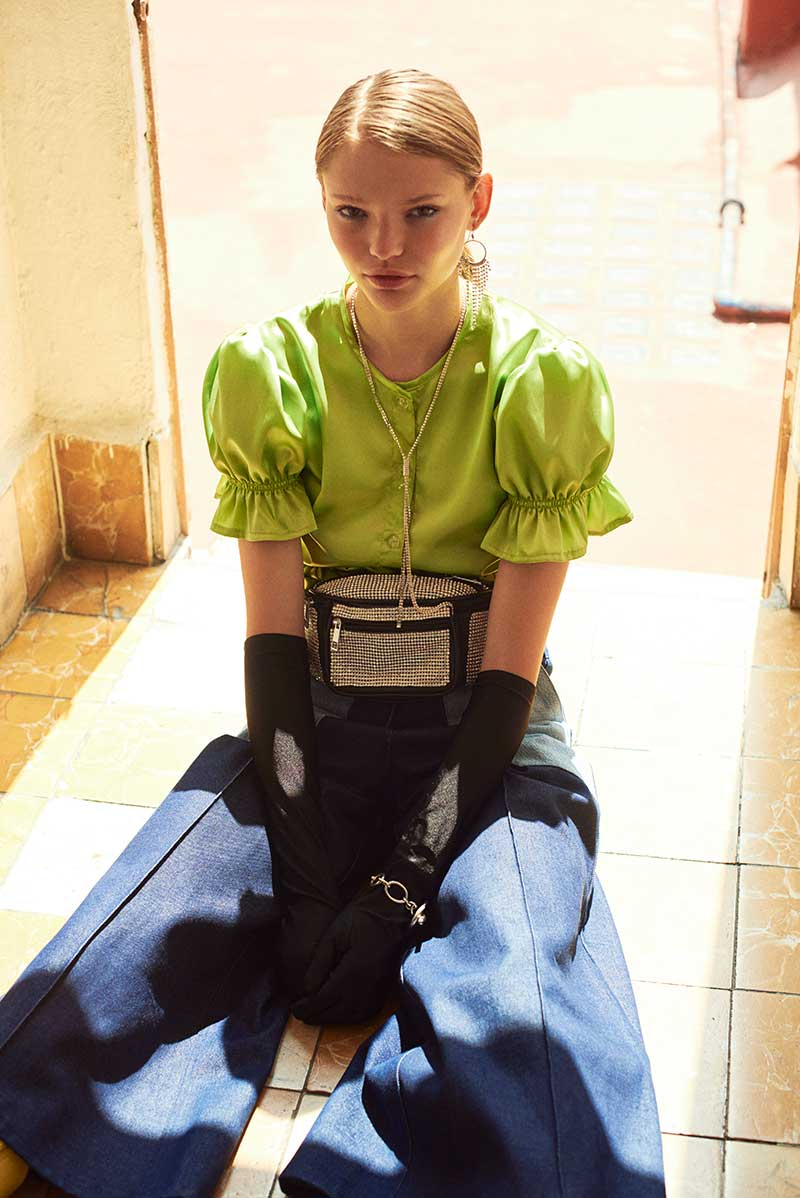 Editorial de moda: Roma Sur x Mattia Farroni