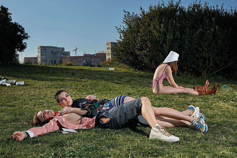 La Moda de los Festivales x Biel Capllonch, Fermin & Gilles
