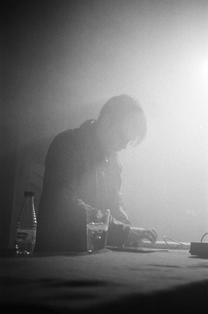 Mosul Mosul, música electrónica experimental en Madrid
