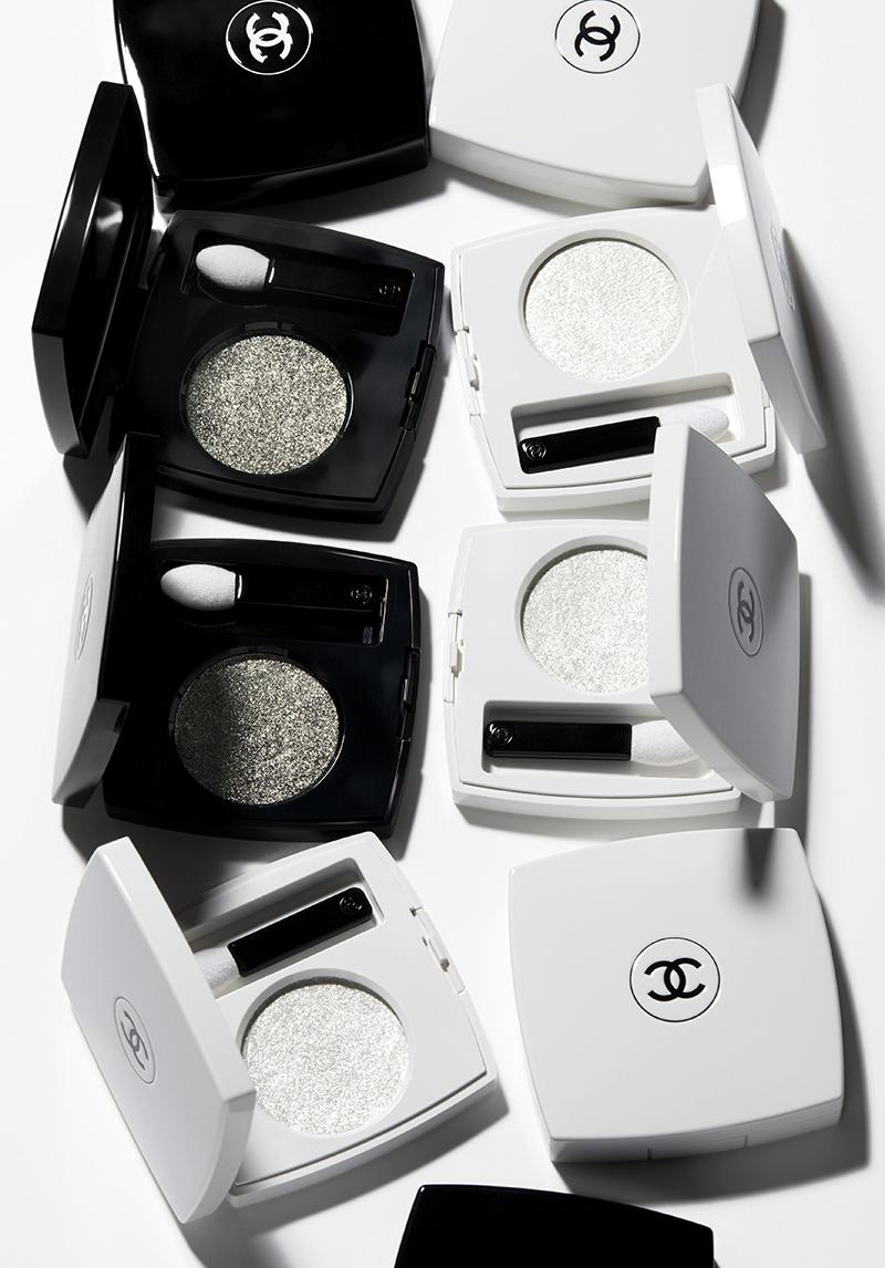 El nuevo maquillaje de Chanel es en blanco y negro