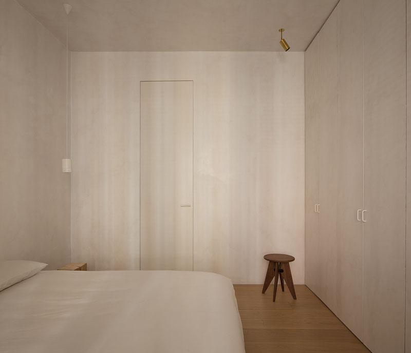 Rehabilitación en Madrid: Casa C del estudio Beta.Ø