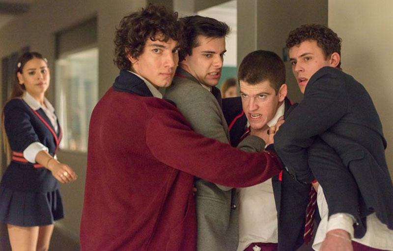 Netflix estrena la segunda temporada de Élite