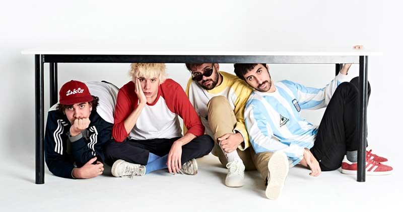 Solo Astra, el grupo que fusionó el pop con el trap