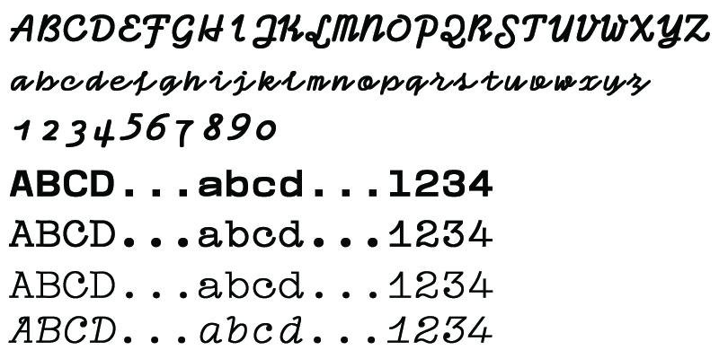 Tipografía gratuita Compagnon
