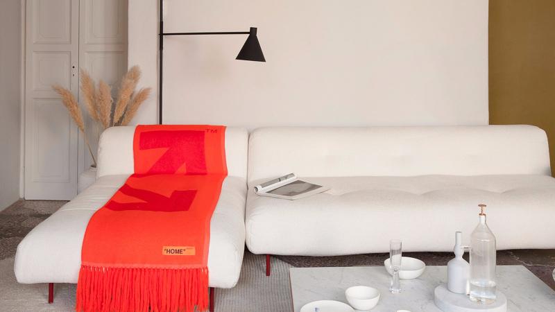 Off-white se estrena en decoración de hogar con Home