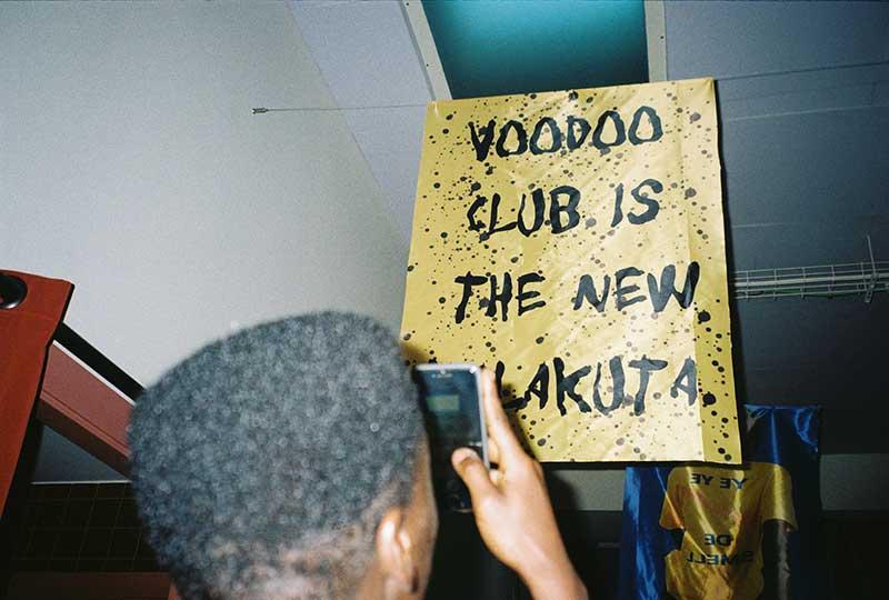 Voodoo Club, música africana de vanguardia en Barcelona