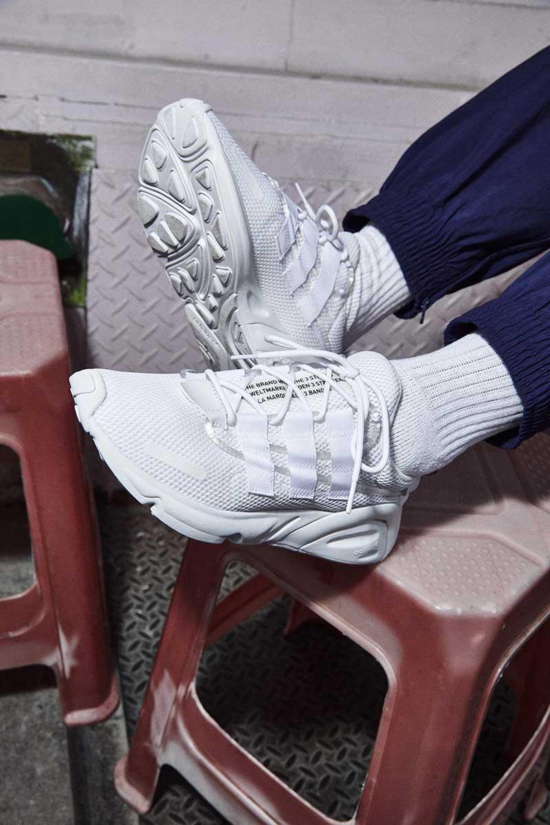 Ozweego y Lxcon las nuevas zapatillas retrofuturistas