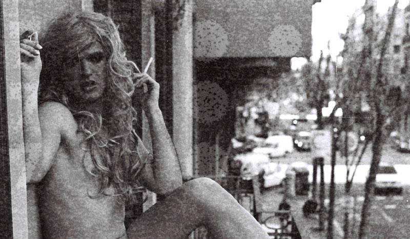Borja Segarra 'Andrea', la promesa del cine LGTBIQ+