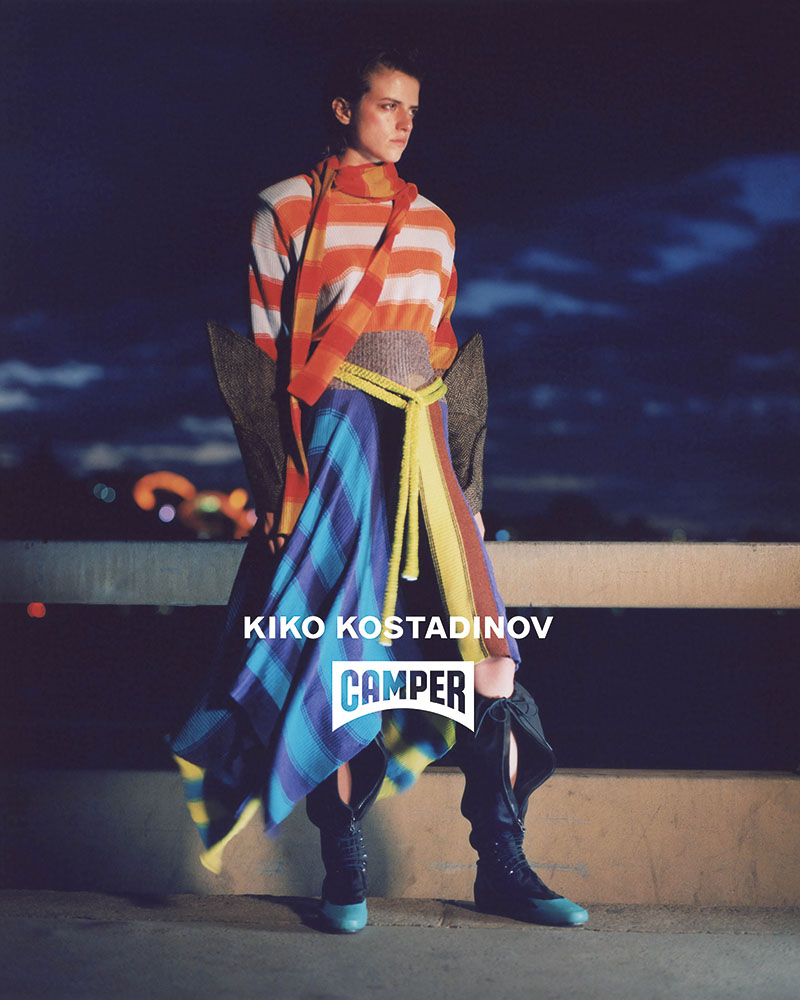 Camper Together x Kiko Kostadinov AW19