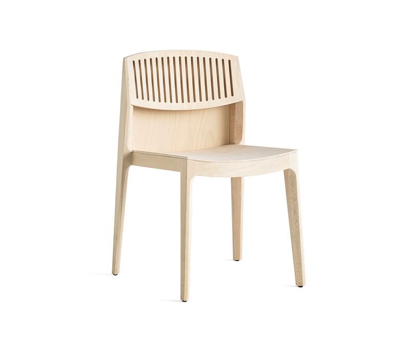 Vicent Martínez y el diseño de la silla Isa para Capdell