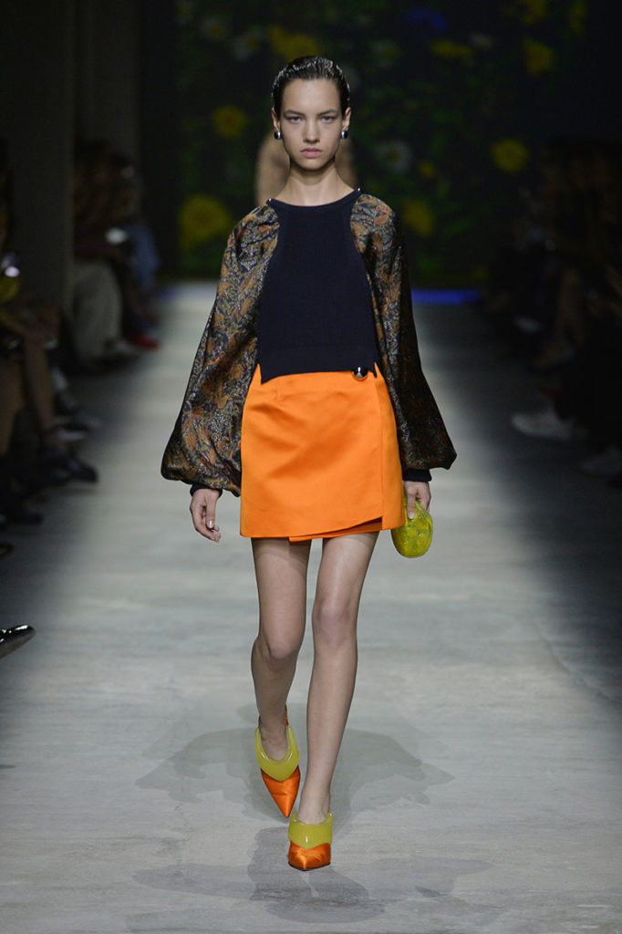 Christopher Kane SS20: 'Ecosexual'
