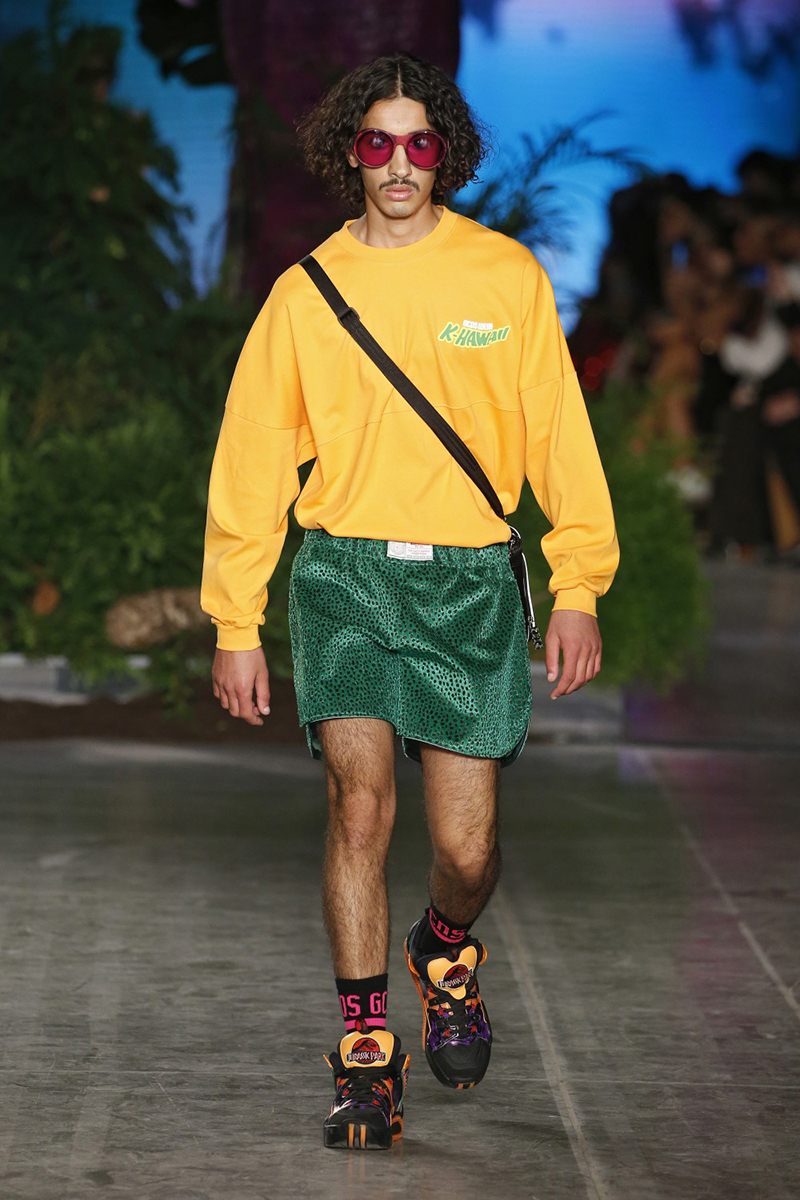 El estilo kawaii llega a la pasarela de Milán