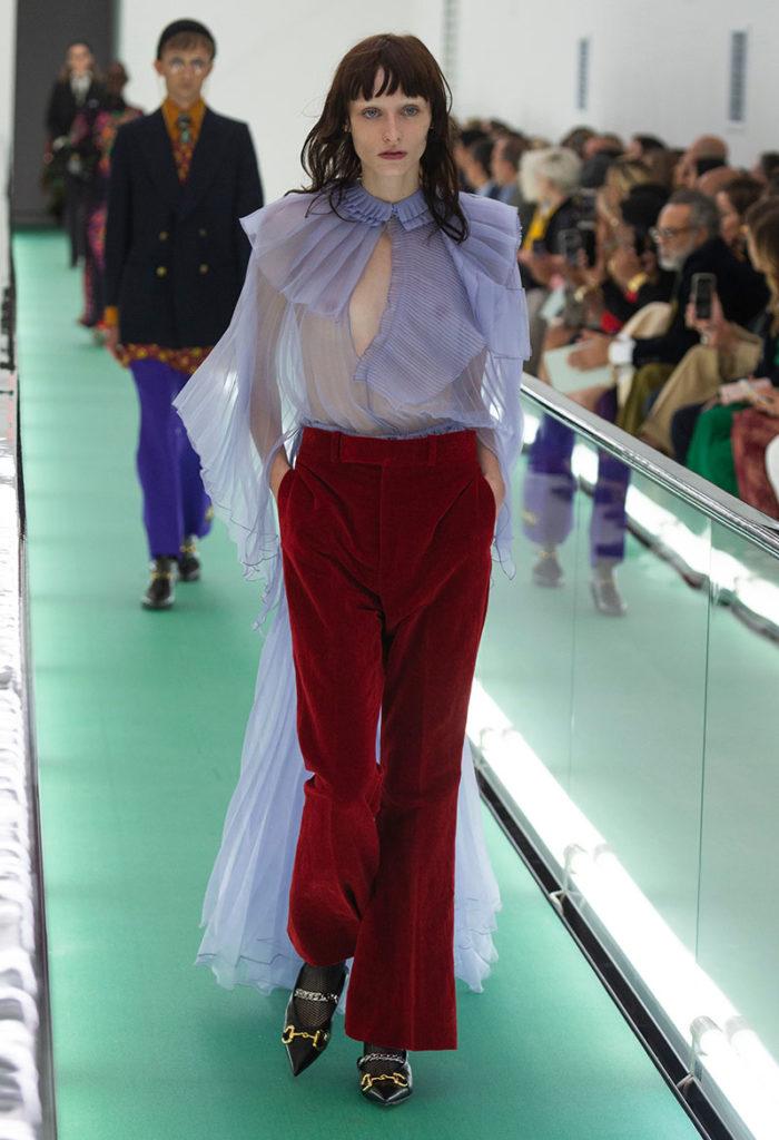 La colección más orgásmica de Gucci SS20