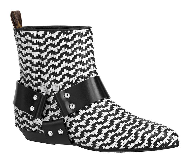 Louis Vuitton reinventa los clásicos del calzado