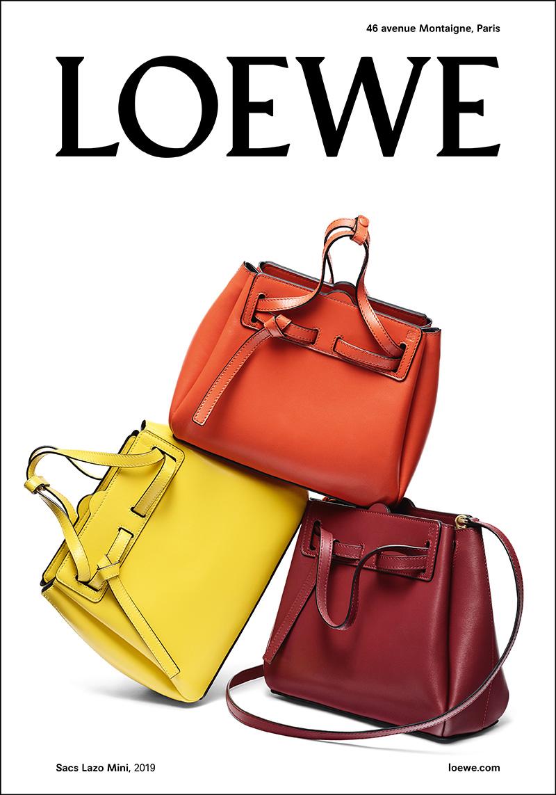 Jodie Comer protagoniza la campaña Loewe SS20