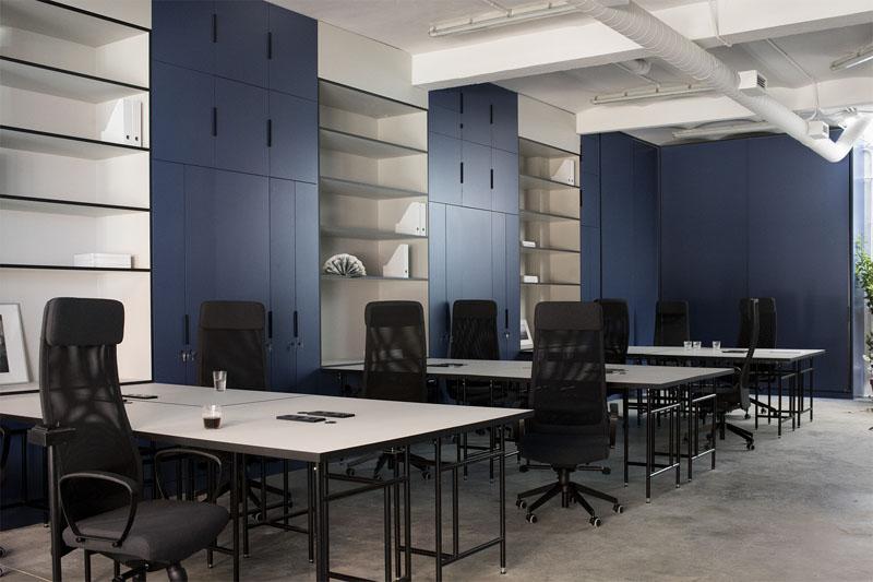 Nueva oficina de Neurads por Plutarco