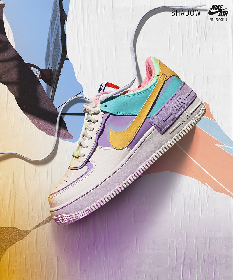 Nike Air Force 1 Shadow Edition
