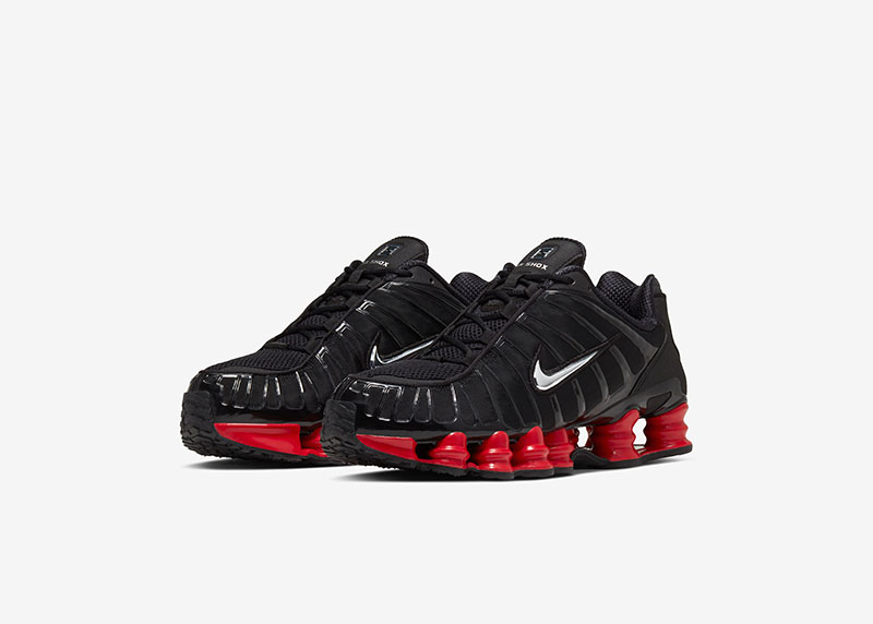 Flipa con las Nike SK Shox de Skepta