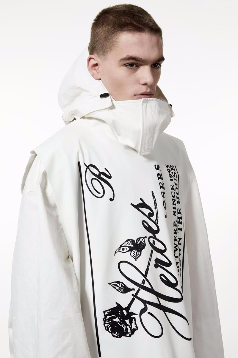 Raf Simons x Templa: El frío con estilo es posible