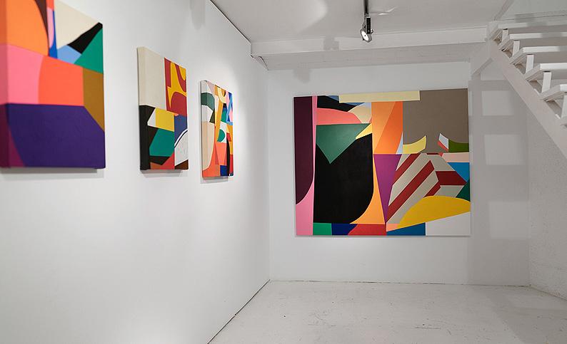Raro. A collective exhibition