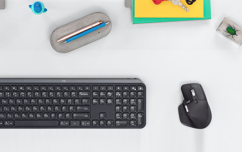 Ratón MX Máster 3 Logitech: Sublime productividad digital