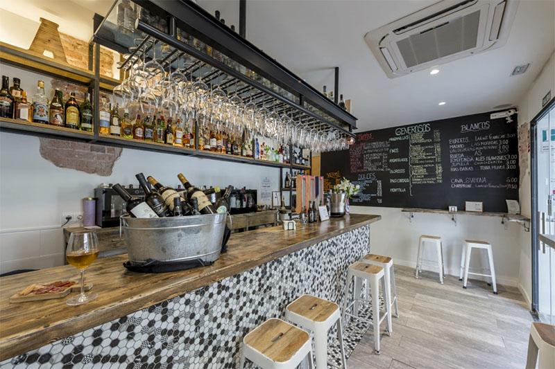Zalamero Taberna: vinos, cocina de mercado y sonrisas