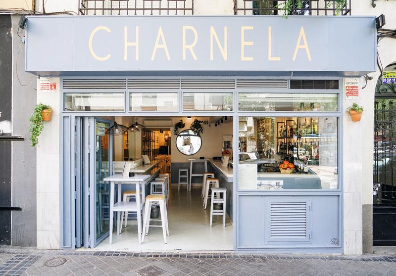Charnela: Mundo mejillón en Ponzano
