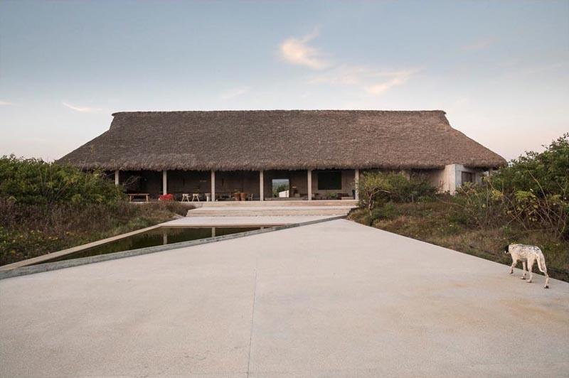 El Documental sobre Tadao Ando y su Casa Wabi en Just Meet
