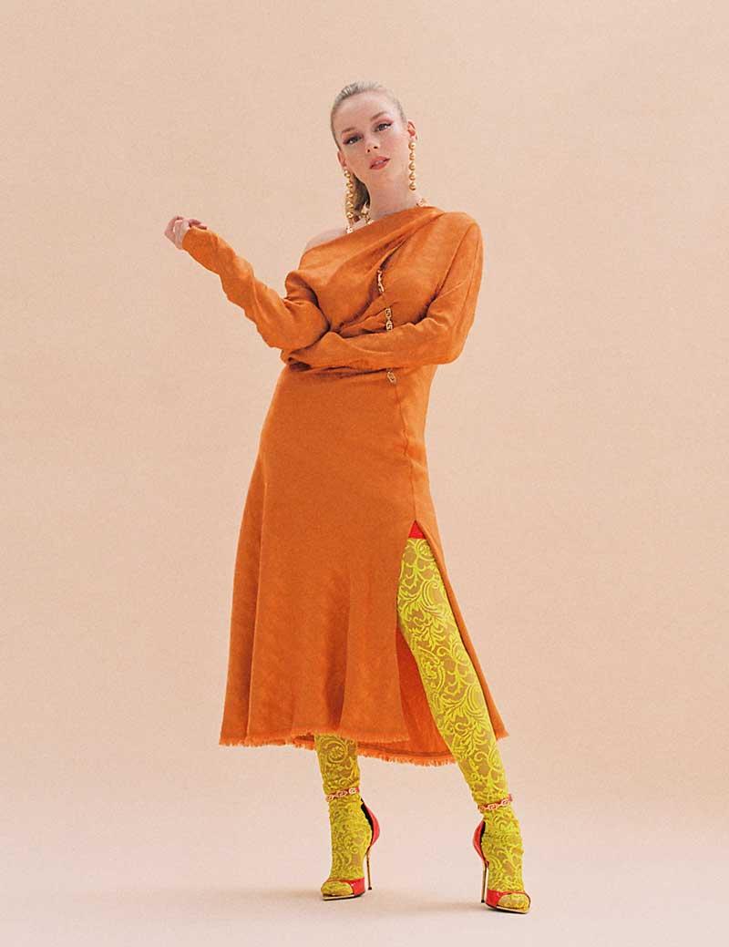 ¿Ester Expósito o la nueva Grace Kelly del siglo XXI?