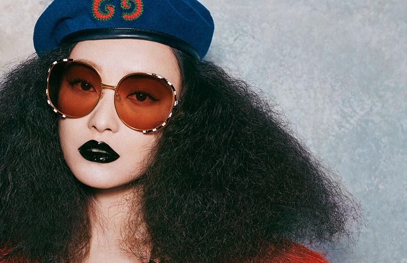 Kai de Exo, imagen de la campaña de gafas de Gucci