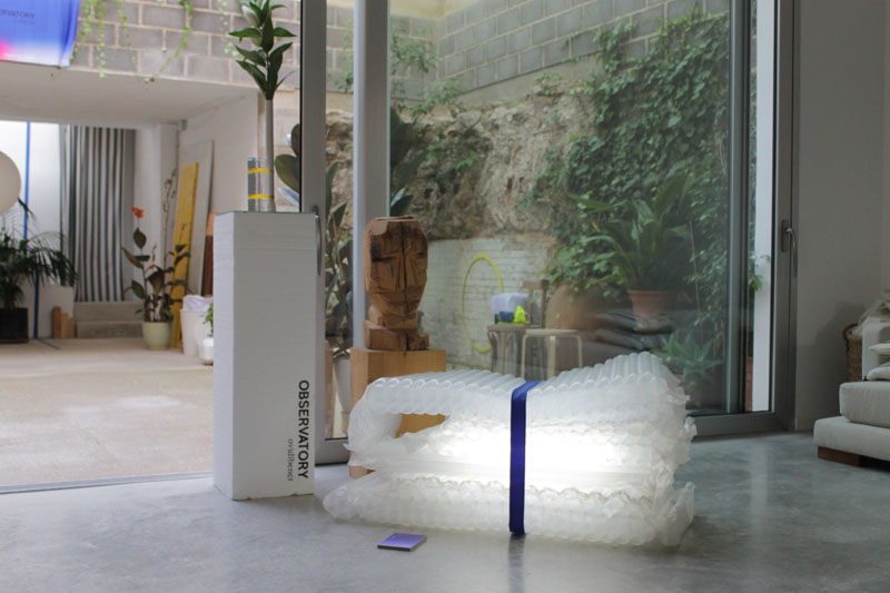 Jóvenes diseñadores en Valencia: Hábitat de 50m2