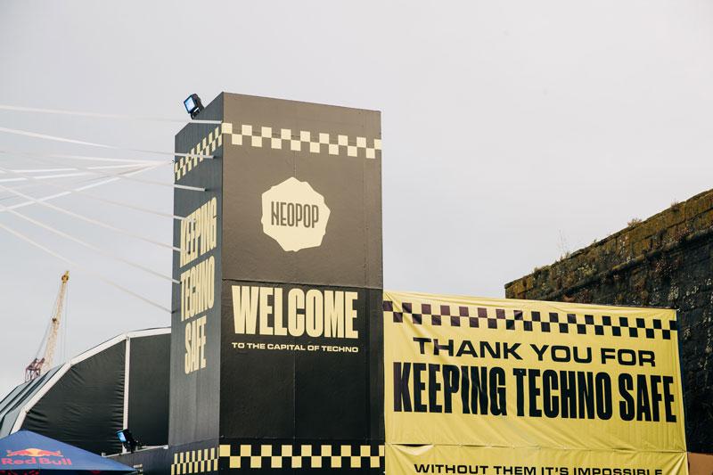 Así fue Neopop, el mejor techno en Portugal
