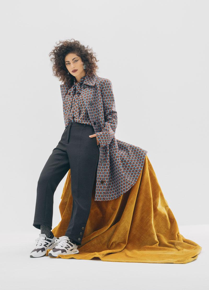 Mina El Hammani, actriz por encima de todo