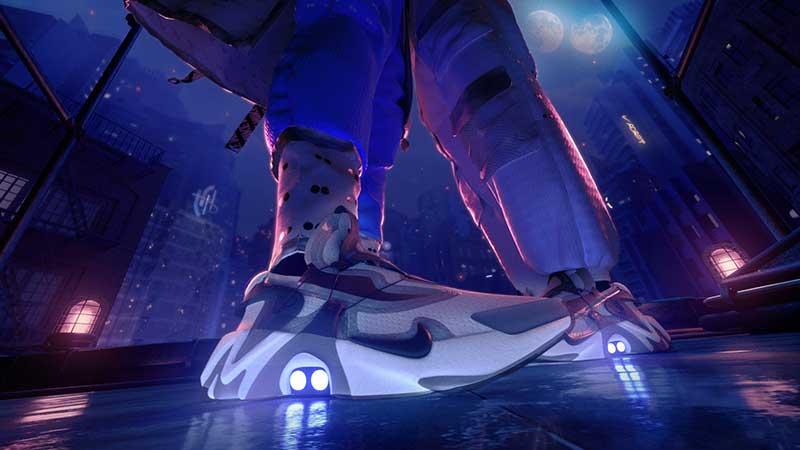 Adapt Huarache, las zapatillas más futuristas de Nike