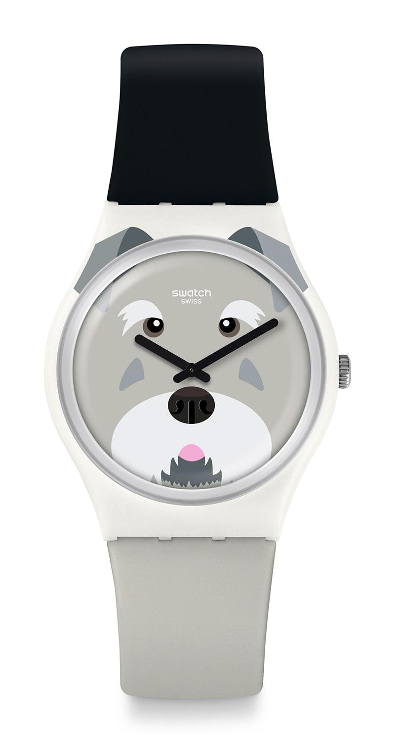 Relojes perrunos de Swatch
