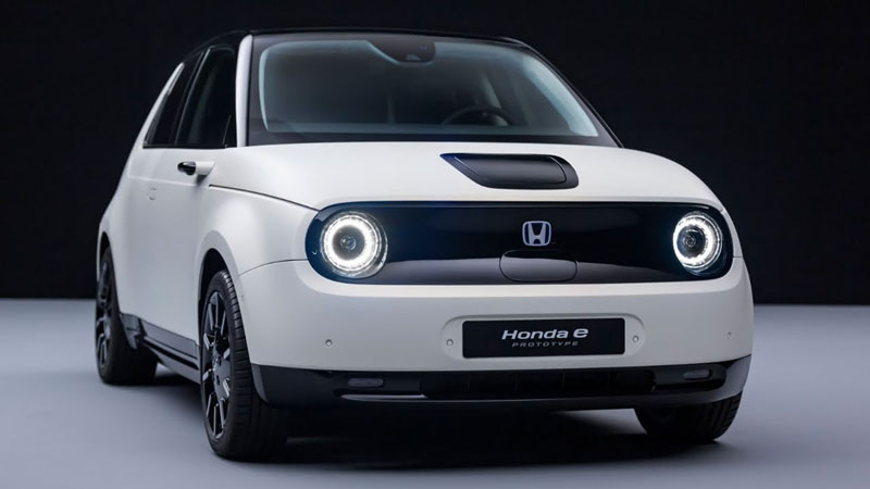Honda e 2020: ojo no es un prototipo, es real