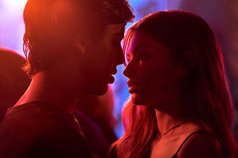 Óscar Casas y Thylane Blondeau juntos. Es Amor Amor
