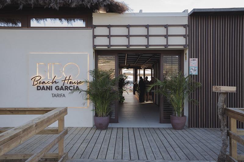 BiBo Beach House Tarifa, la experiencia Dani García