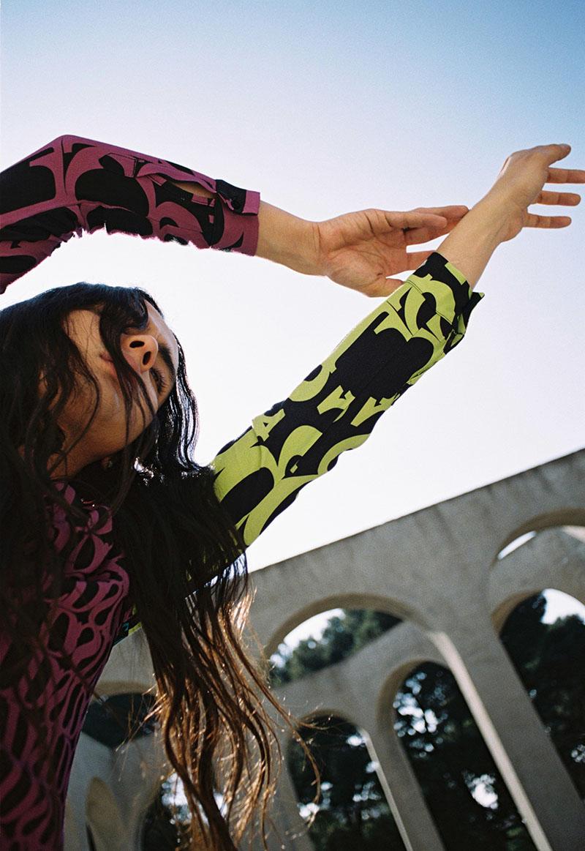 Najwa Nimri protagoniza lo nuevo de Desigual