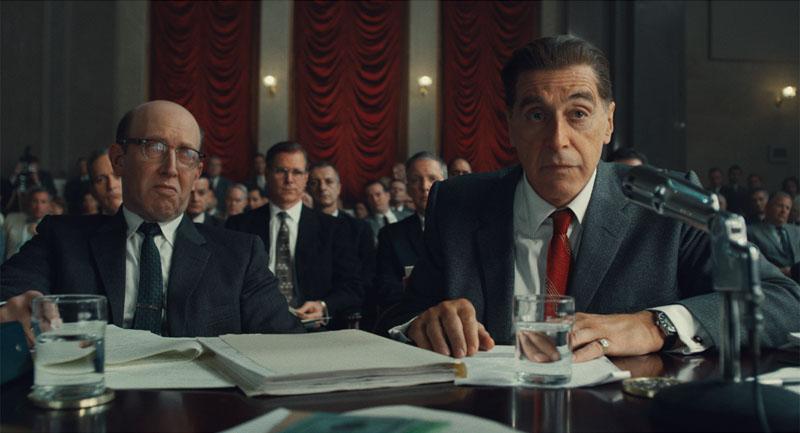 El Irlandés, lo nuevo de Scorsese en Netflix