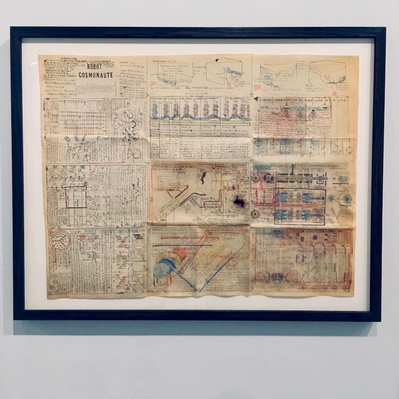 'El Ojo Eléctrico', Art Brut en la Casa Encendida