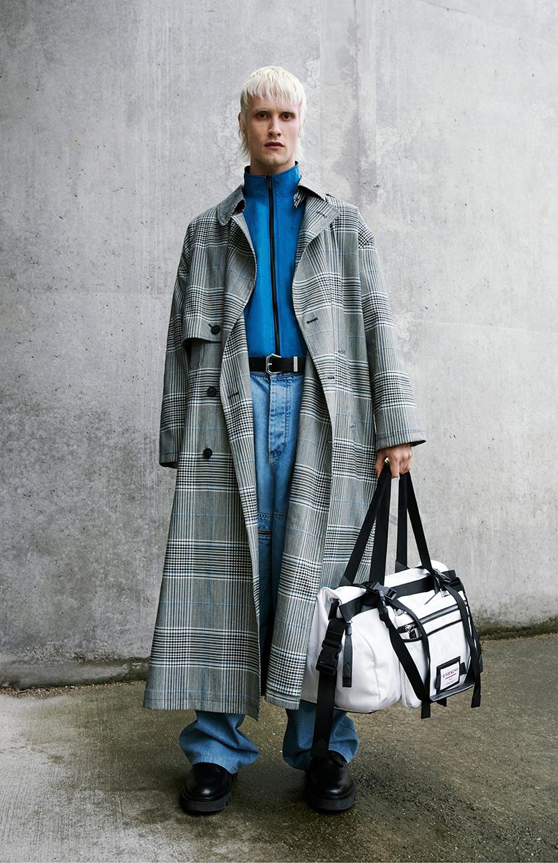 La nueva línea de bolsos para hombre de Givenchy