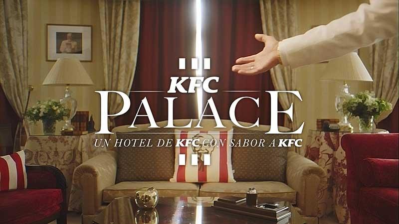 ¿K Kiere decir k te inviten a KFC?
